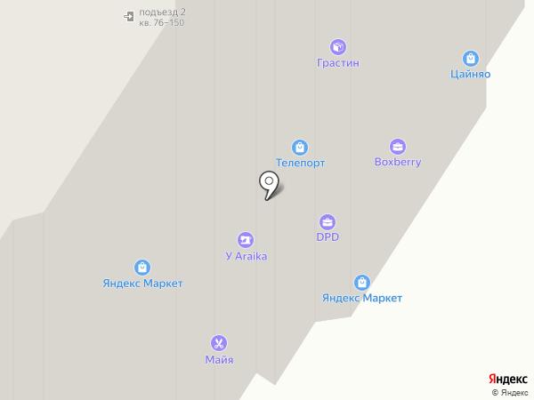 Управляющая компания Совинтех на карте Мытищ