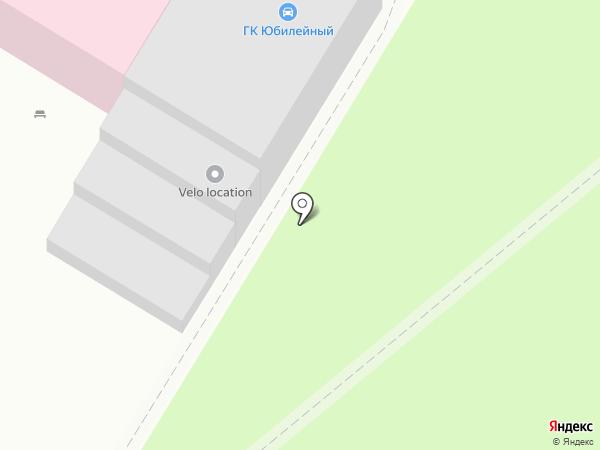 Ветарт на карте Мытищ