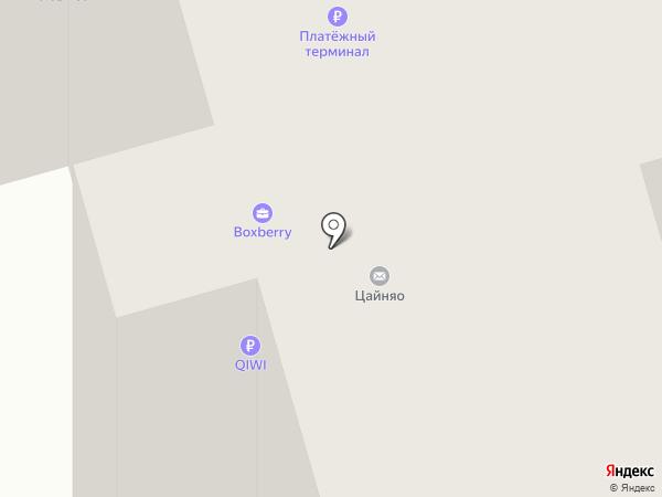 ЖБИ Строй на карте Москвы
