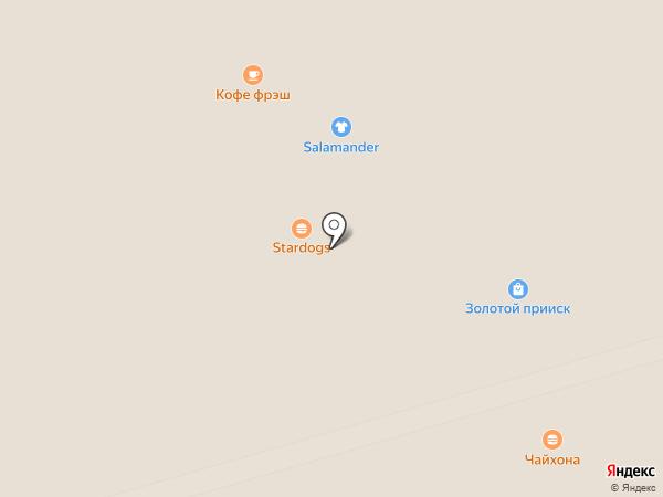 F-shoes на карте Москвы