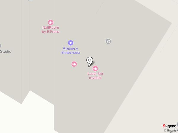 Детский Домашний Специалист на карте Мытищ