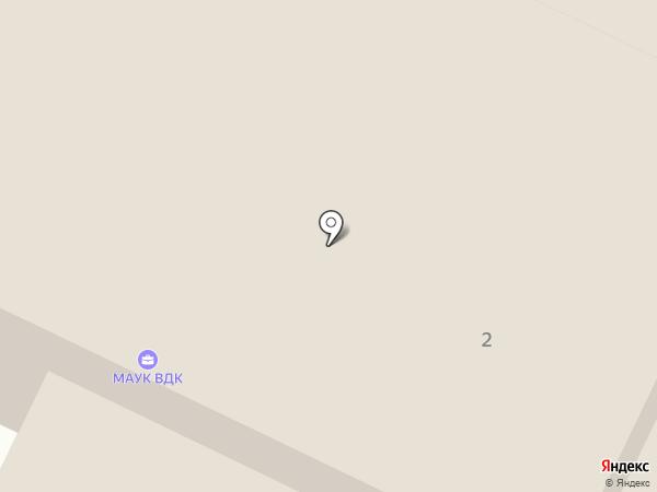 Искра на карте Видного