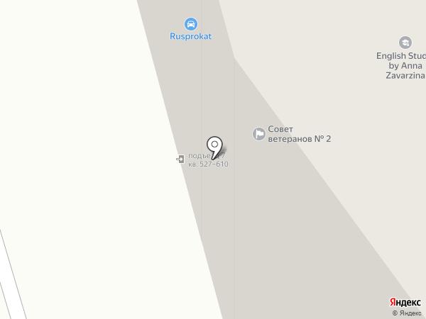Гармония на карте Москвы