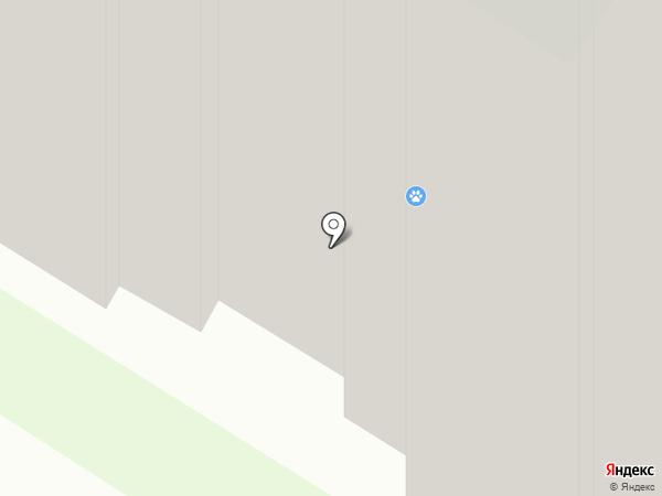 ДОМодедово Парк на карте Домодедово