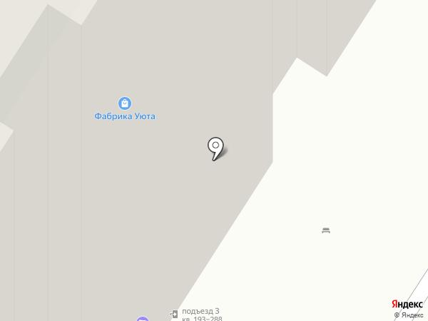 Парикмахерская на карте Мытищ