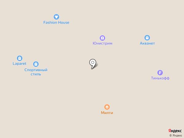 Auchan.ru на карте Москвы