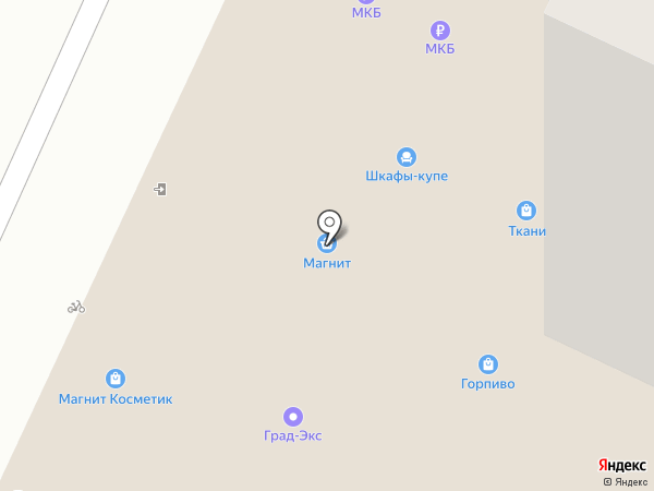 Волшебный ларец на карте Видного