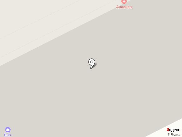 Платежный терминал, КБ ФинансБизнесБанк на карте Видного