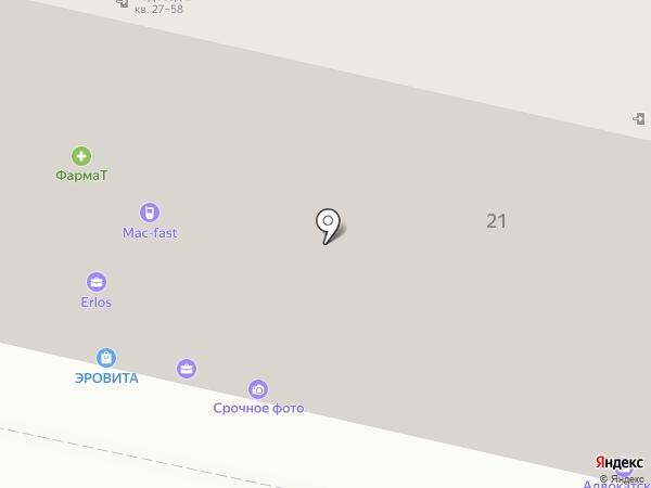 РКС Ломбард на карте Москвы