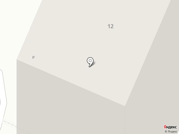 Цеди на карте Москвы