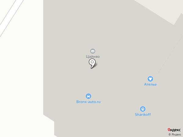 М.И.Р. на карте Мытищ