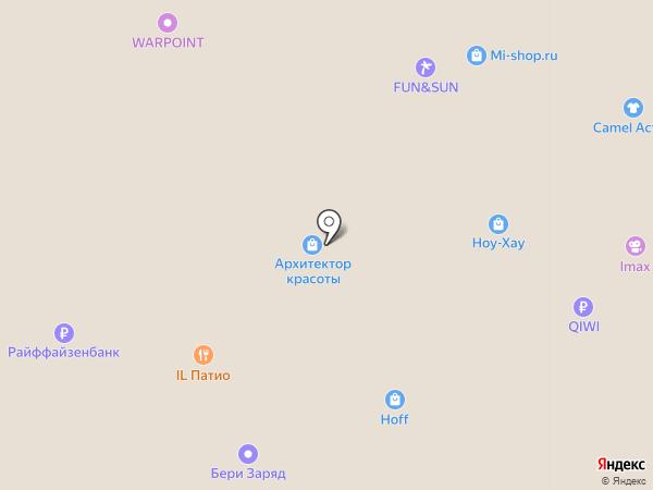 Ноу-Хау на карте Мытищ