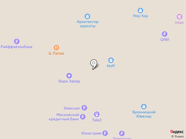 M.A.С на карте Мытищ