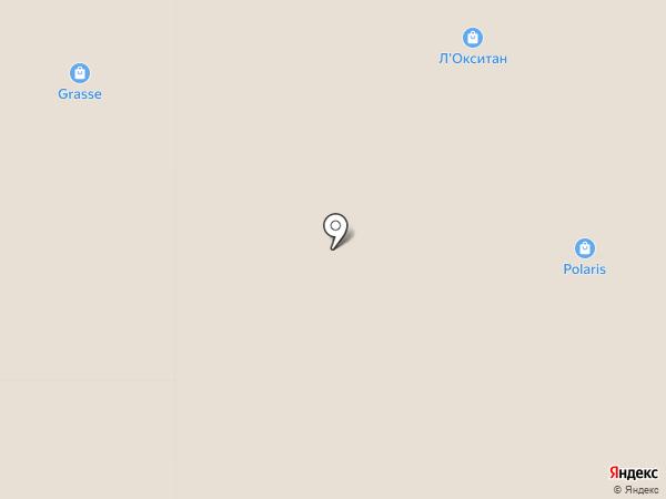 Парижанка на карте Мытищ