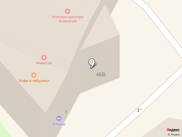 Видное на карте Видного