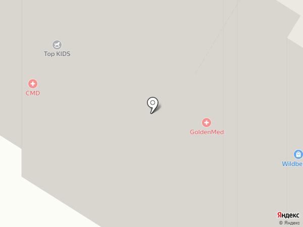 ТиАнСтрой на карте Мытищ