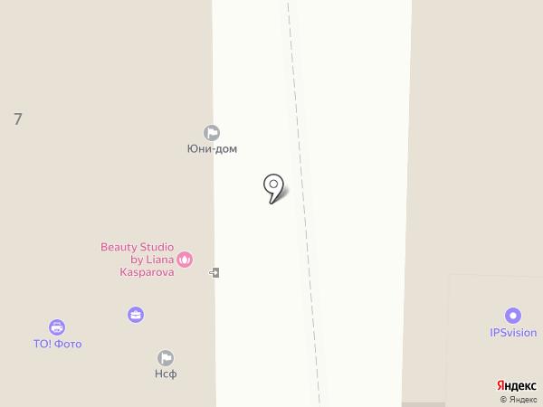 Domolon на карте Москвы