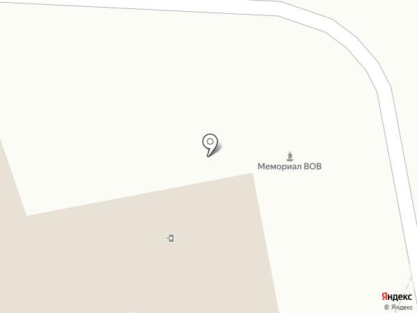 ДОДОР на карте Москвы