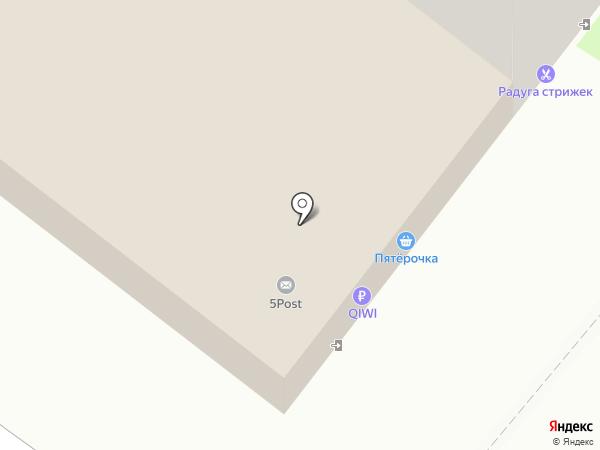 Перестрой на карте Москвы