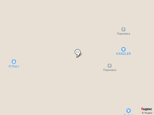 Kanzler на карте Мытищ