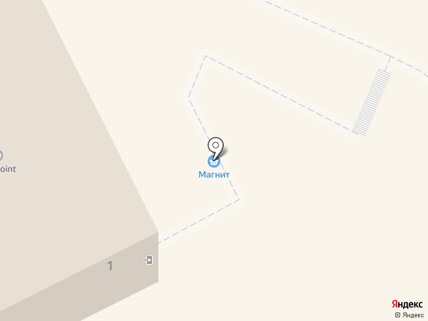 Pulse Express на карте Видного
