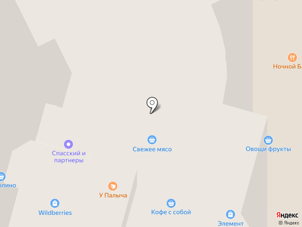 МИШЕЛЬ на карте Видного