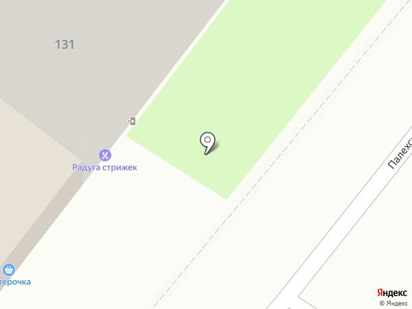 Алекс на карте Москвы