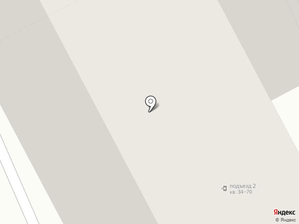 ФАРА на карте Москвы