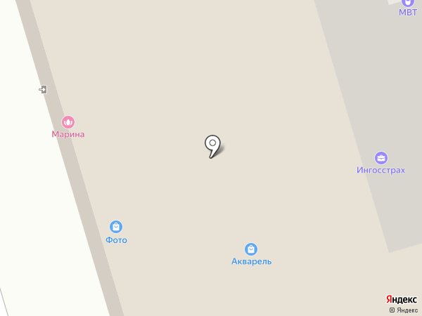 ОТК на карте Видного