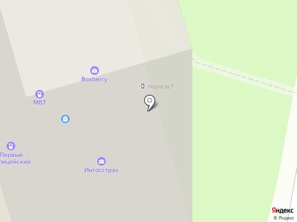 Vidmaster service на карте Видного