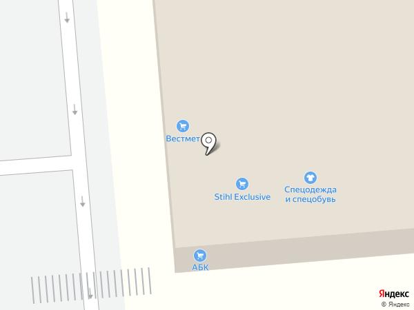 Uniteplo.ru на карте Москвы