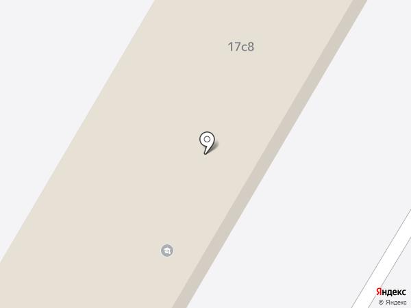 МЭИ на карте Москвы