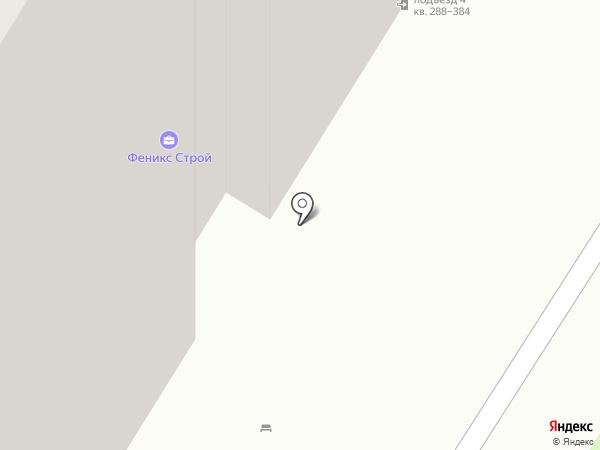 Феникс-строй на карте Мытищ