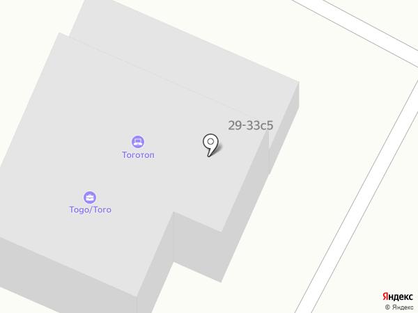 Транс Авто Экспресс на карте Москвы