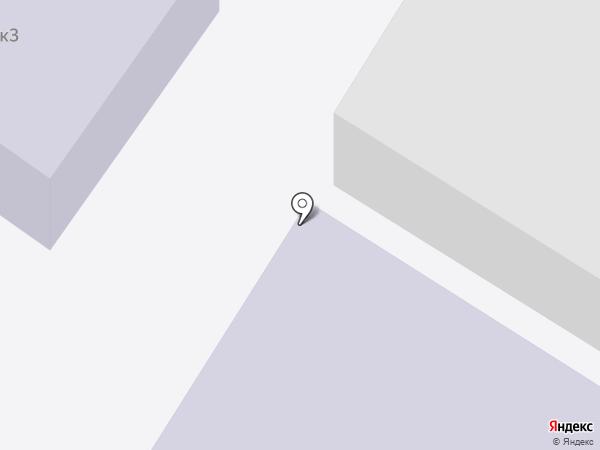 ЭНТЭК на карте Москвы