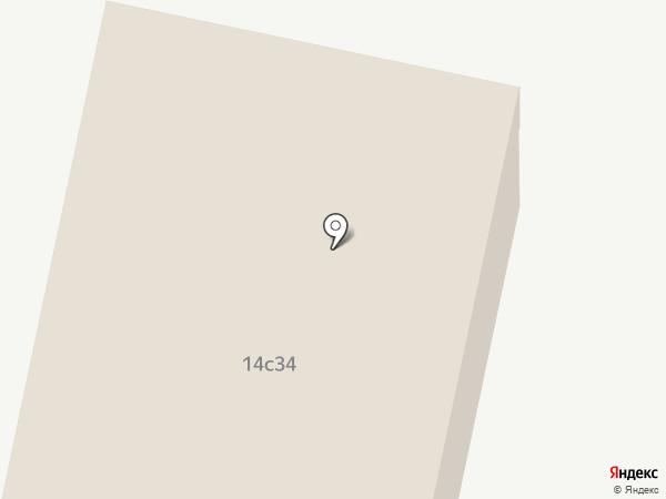Мукомольная Хлебная Компания на карте Москвы
