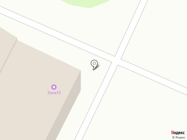 Салон красоты на карте Видного