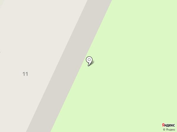 Фармадар на карте Видного