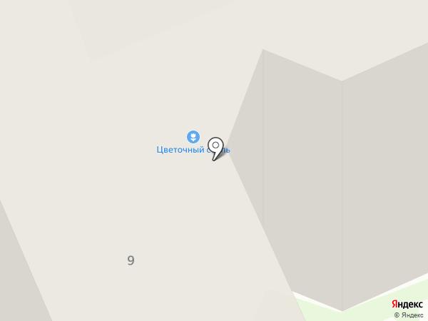 Белый Слон на карте Мытищ
