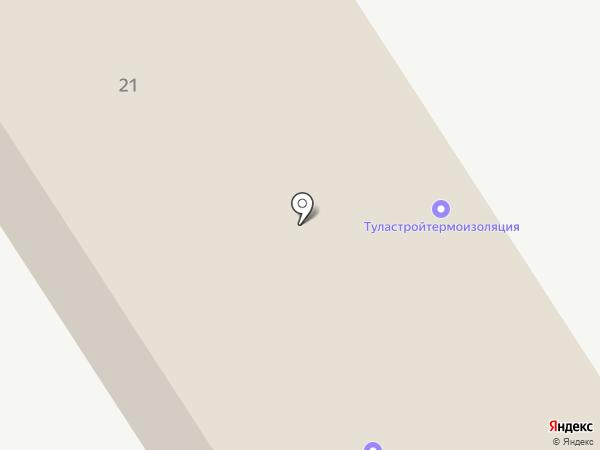 КранСервис-Тула на карте Тулы