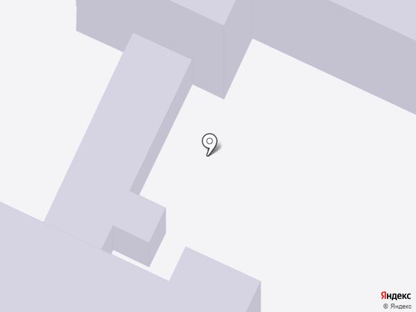 Художественно-технический лицей на карте Видного