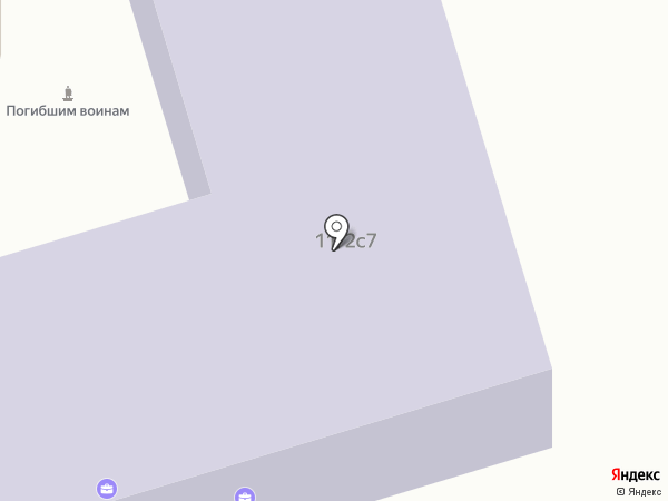 SMWatch на карте Москвы