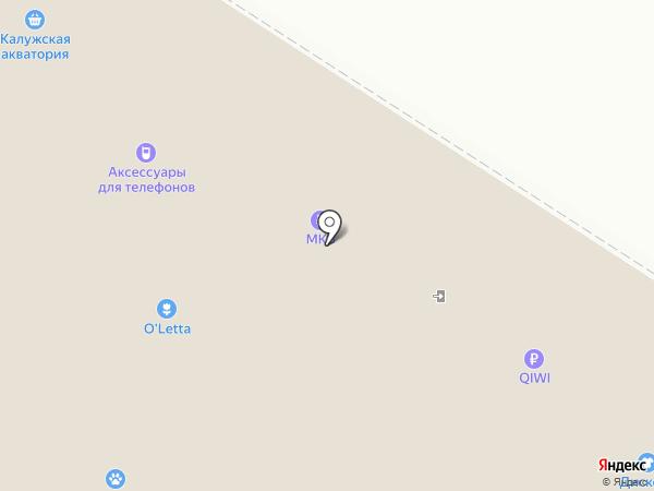 Суши-Фьюжн на карте Мытищ