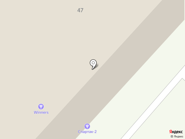 Солярис на карте Москвы