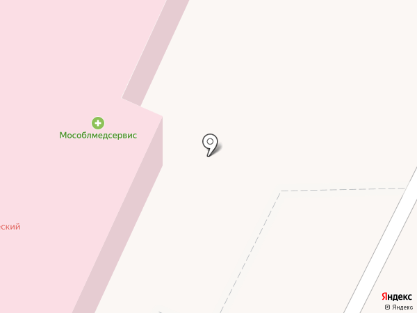 Управление здравоохранения на карте Видного