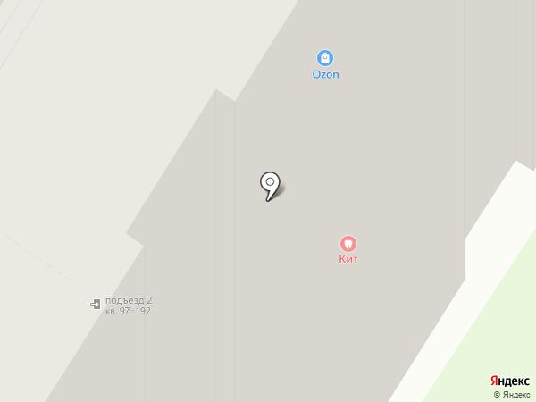 НИКИ на карте Мытищ