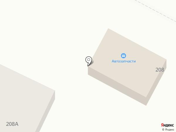 Песок+Щебень на карте Новороссийска