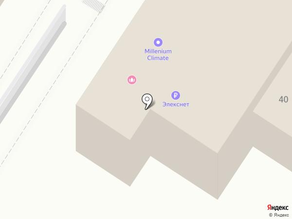 Микроклим на карте Мытищ