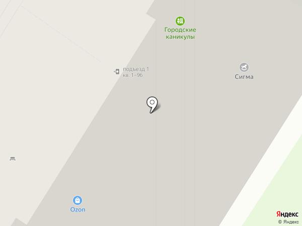 Итальяно-М на карте Мытищ