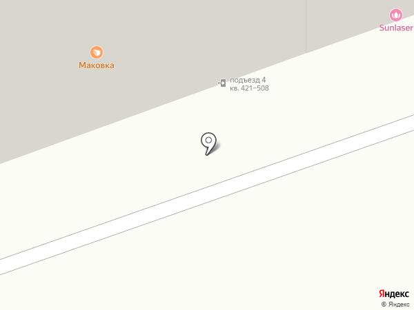 Вэдэм на карте Москвы